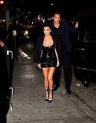 Kourtney Kardashian arrives at her PLT Launch Party at Poppy Club. 25 Oct 2017 Pictured: Kourtney Kardashian. Photo credit: BLAK-OPS / MEGA TheMegaAgency.com +1 888 505 6342