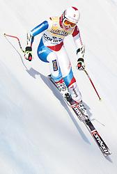 21.01.2011, Tofana, Cortina d Ampezzo, ITA, FIS World Cup Ski Alpin, Lady, Cortina, SuperG, im Bild Fabienne Suter (SUI, #21) // Fabienne Suter (SUI) during FIS Ski Worldcup ladies SuperG at pista Tofana in Cortina d Ampezzo, Italy on 21/1/2011. EXPA Pictures © 2011, PhotoCredit: EXPA/ J. Groder