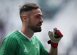 May 3, 2019 - Turin, ITA, Italy - Carlo Pinsoglio during Serie A match between Juventus v Torino, in Turin, on May 3, 2019  (Credit Image: © Loris Roselli/NurPhoto via ZUMA Press)