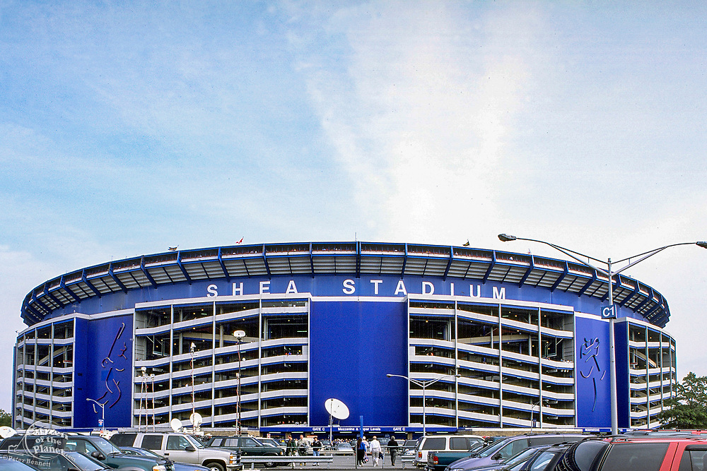 Shea Stadium, Queens, New York