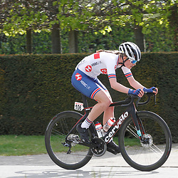 08-05-2021: Wielrennen: GP Eco Struct : Belgie: Abi Smith