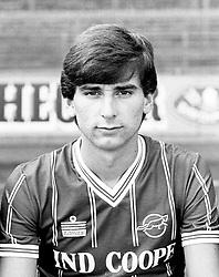 Alan Smith, Leicester City.