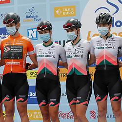 EEKLO (BEL) July 8 CYCLING: <br /> 1th Stage Baloise Belgium tour <br /> Parkhotel Valkenburg