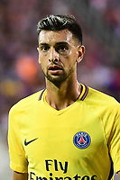 Javier Pastore of PSG during the International Champions Cup match between Paris Saint Germain and Tottenham Hotspur on July 22, 2017 in Orlando, United States. (Photo by Dave Winter/Icon Sport)