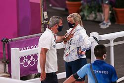 Van Olst Ann, <br /> Olympic Games Tokyo 2021<br /> © Hippo Foto - Dirk Caremans<br /> 27/07/2021