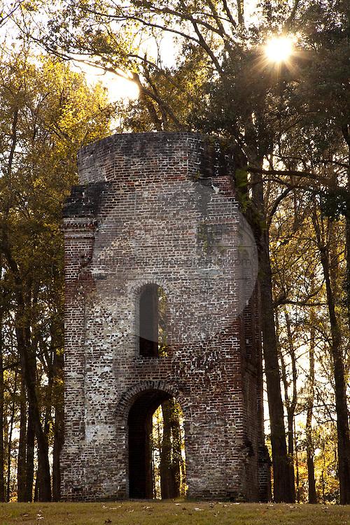 Historic Fort Dorchester State Park in Summerville, SC