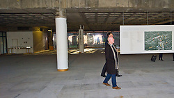 Pictured: Kevin Stewart<br /> When visiting Greenside House, a newly redevolped 36,000 square feet of Grade A office accommodation, in Edinburgh today  Housing minister Kevin Stewart unveiled details of an GBP8.9 million award to refurbish office space.<br /> <br /> Ger Harley   EEm 28 February 2017