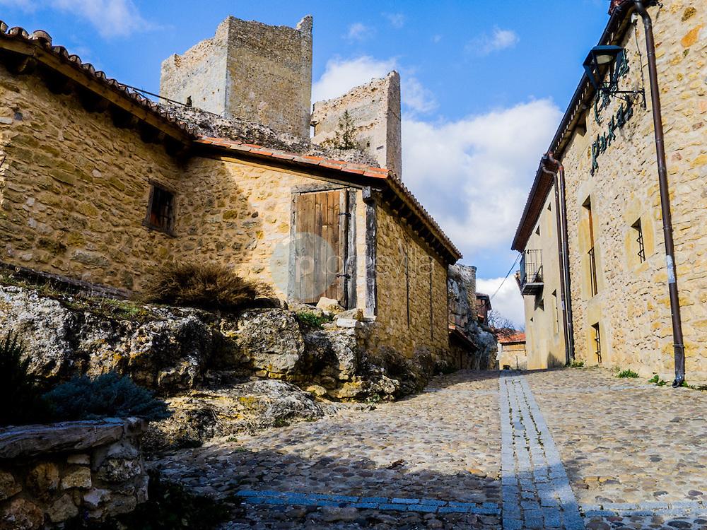 Catalañazor. Soria. Castilla y Leon. España. Europa ©Javier Abad Country Sessions / PILAR REVILLA