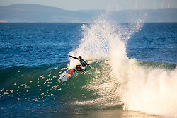 Frederico Morais (PRT) advances to Round 4 of the 2018 Corona Open J-Bay after winning Heat 4 of Round 3 at Supertubes, Jeffreys Bay, South Africa.