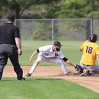 Baseball: St. Olaf College Oles vs. Concordia College, Moorhead Cobbers