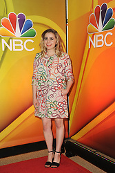 March 8, 2018 - New York, NY, USA - March 8, 2018  New York City..Mae Whitman attending arrivals for the 2018 NBC NY Midseason Press Junket at Four Seasons Hotel on March 8, 2018 in New York City. (Credit Image: © Kristin Callahan/Ace Pictures via ZUMA Press)