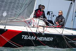 Third day of the Delta Lloyd North Sea Regatta, Scheveningen, the Netherlands, Saturday, 24th of May 2015.