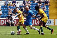 Paddy Madden. Stockport Coiunty FC 0-1 Hartlepool United FC. Vanarama NAtional League Play-off Semi-final. Edgeley Park. 13.6.21