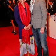 NLD/Den Haag/20110406 - Premiere Alle Tijden, Anita Witzier en partner Michel Nillesen