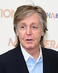 File photo dated 14/3/2018 of Sir Paul McCartney, who has written his first picture book which is based on his experiences of being a grandfather, it has been announced.