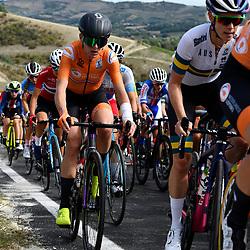 26-09-2020: wielrennen: WK weg vrouwen: Imola <br /> Annemiek van Vleuten26-09-2020: wielrennen: WK weg vrouwen: Imola