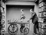 Book Trolley, British Museum, London, 1931