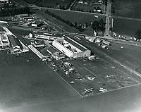 1921 Aerial of Hal Roach Studios in Culver City