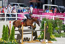 Gavino Gonzalez Francisco, ESP, Source de la Faye, 224<br /> Olympic Games Tokyo 2021<br /> © Hippo Foto - Dirk Caremans<br /> 02/08/2021