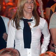 NLD/Hilversum/20060818 - Opname RTL Sterren Dansen op het IJs, Danielle Oerlemans - Overgaag