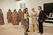 Indonesian Eye Contemporary Art Exhibition Reception, Saatchi Gallery. London. 9 September 2011. <br /> <br />  , -DO NOT ARCHIVE-© Copyright Photograph by Dafydd Jones. 248 Clapham Rd. London SW9 0PZ. Tel 0207 820 0771. www.dafjones.com.