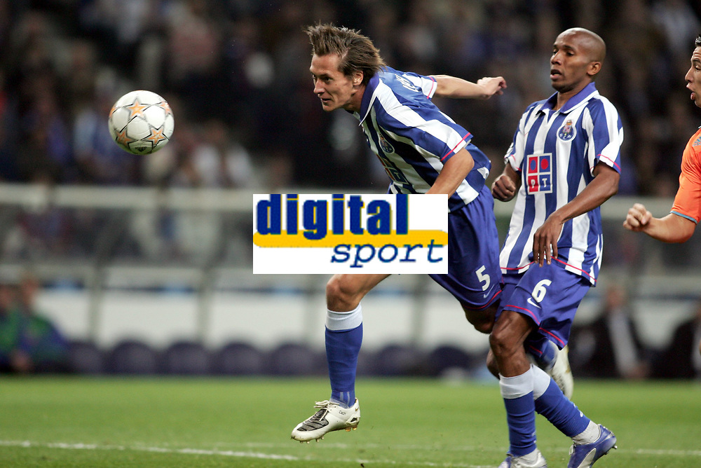 Fotball<br /> Porto<br /> Foto: Dppi/Digitalsport<br /> NORWAY ONLY<br /> <br /> FOOTBALL - CHAMPIONS LEAGUE 2007/2008 - GROUP STAGE - MATCHDAY 4 - GROUP A - FC PORTO v OLYMPIQUE MARSEILLE - 06/11/2007 - MAREK CECH (POR)
