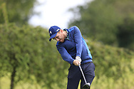 Marc Judge (Stackstown) during the second round at the Connacht Mid Amateur Open, Roscommon Golf Club, Roscommon, Roscommon, Ireland. 17/08/2019.<br /> Picture Fran Caffrey / Golffile.ie<br /> <br /> All photo usage must carry mandatory copyright credit (© Golffile   Fran Caffrey)