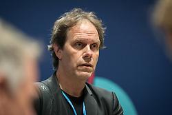 10 December 2019, Madrid, Spain: Pär Holmgren from the Swedish Green Party attends COP25 in Madrid.