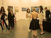 TANYA TVENIGORODSKI; NATIA COLADZE; ALISE BULCHAK, Art16. Olympia. 19 May 2016