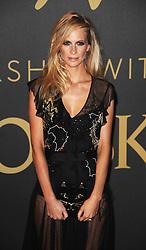 Poppy Delavingne, The British Fashion Awards 2014, The London Coliseum, London UK, 01 December 2014, Photo By Brett D. Cove © Licensed to London News Pictures. 02/12/2014. Brett D Cove/PIQ/LNP