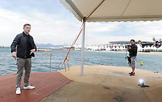 Photocall of Ben Drew-Cannes 19-5-12