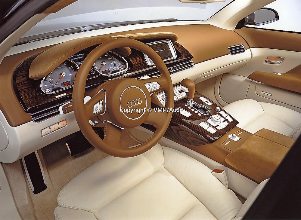2001 Audi Avantissimo Concept Car, Audi Press Office