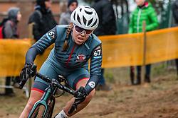 KIPFMÜLLER Fabienne (SUI) during Women Elite race, 2019 UCI Cyclo-cross World Cup Heusden-Zolder, Belgium, 26 December 2019. <br /> <br /> Photo by Pim Nijland / PelotonPhotos.com <br /> <br /> All photos usage must carry mandatory copyright credit (Peloton Photos   Pim Nijland)