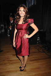 KELLY BROOK at the 10th annual GQ Men of the Year Awards held at the Royal Opera House, Covent Garden, London on 4th September 2007.<br />