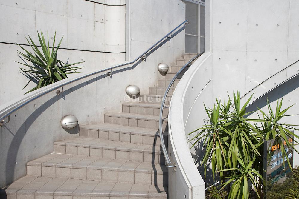 contemporary designed staircase