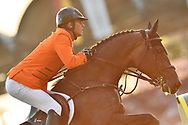 Marc HOUTZAGER (NED) riding Sterrehof's Baccarat during the Nations Cup of the World Equestrian Festival, CHIO of Aachen 2018, on July 13th to 22th, 2018 at Aachen - Aix la Chapelle, Germany - Photo Christophe Bricot / ProSportsImages / DPPI