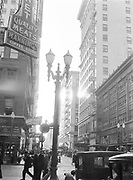 9969-0597. View west from Third and Alder Streets. August 6, 1931.