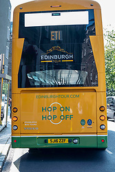 There is more to Edinburgh than the Festival and tours are available all year round.<br /> <br /> The Edinburgh Festival Fringe attracts all sorts of performers and audiences while the city continues to operate