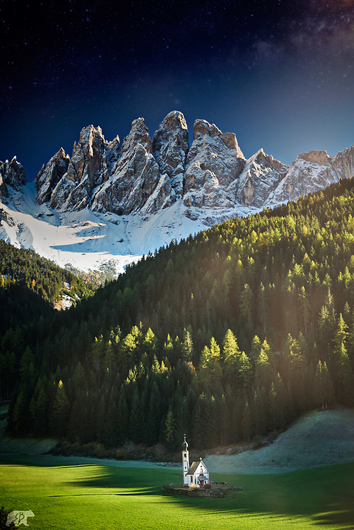 CHRIS BURKARD SONY DOLOMITES ITALY Examples of digital retouching for special projects photography, Cut out, compositing, background replacement, surface, atmosphere using Adobe Photoshop.