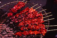 barbecue brochettes