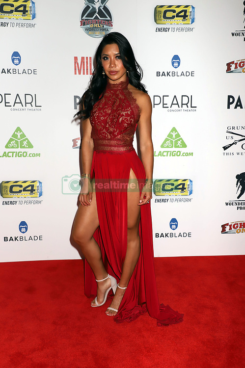 10th Annual Fighters Only World Mixed Martial Arts Awards 2018 Palms Resort & Casino Las Vegas, Nv July 3, 2018. 03 Jul 2018 Pictured: Jessica Mao. Photo credit: AGR/MEGA TheMegaAgency.com +1 888 505 6342