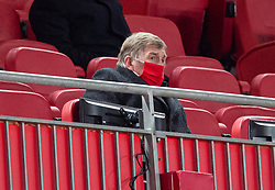 LIVERPOOL, ENGLAND - Thursday, March 4, 2021: Liverpool's non-executive director Kenny Dalglish, on his birthday, during the FA Premier League match between Liverpool FC and Chelsea FC at Anfield. Chelsea won 1-0 condemning Liverpool to their fifth consecutive home defeat for the first time in the club's history. (Pic by David Rawcliffe/Propaganda)