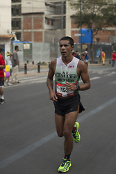 August 27, 2017 - Mexico City, Mexico City, MX - The yearly Mexico City Marathon is held in Mexico City and it is organized by the Mexican Athletic Association and is the largest running-event in the country. (Credit Image: © Joel Alvarez via ZUMA Wire)
