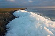 Kruiend ijs IJsselmeer | Drifting Ice