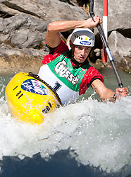 11.09.2010, Lienz, AUT, Redbull Dolomitenmann 2010, im Bild Kanute Marcel Potocny, SVK, Team Kolland Topsport. EXPA Pictures © 2010, PhotoCredit: EXPA/ J. Groder