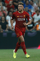 ISTANBUL, TURKEY - AUGUST 14: Alex Oxlade-Chamberlain of Liverpool looks on during the UEFA Super Cup match between Liverpool and Chelsea at Vodafone Park on August 14, 2019 in Istanbul, Turkey. (Photo by MB Media/Getty Images)