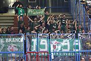 DESCRIZIONE : Cremona Lega A 2014-2015 Vanoli Cremona Sidigas Avellino<br /> GIOCATORE :  Tifosi Supporters<br /> SQUADRA : Sidigas Avellino<br /> EVENTO : Campionato Lega A 2014-2015<br /> GARA : Vanoli Cremona Sidigas Avellino<br /> DATA : 04/01/2015<br /> CATEGORIA : Tifosi Supporters<br /> SPORT : Pallacanestro<br /> AUTORE : Agenzia Ciamillo-Castoria/F.Zovadelli<br /> GALLERIA : Lega Basket A 2014-2015<br /> FOTONOTIZIA : Cremona Campionato Italiano Lega A 2014-15 Vanoli Cremona Sidigas Avellino<br /> PREDEFINITA : <br /> F Zovadelli/Ciamillo