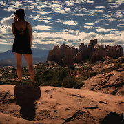 Arches National Park Hiking