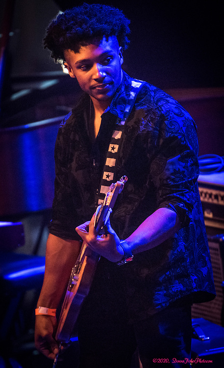 Seth Witcher. The 21st Annual Lehigh Valley Music Awards Show<br /> presented by the GLVMA & ArtsQuest, sponsored by Martin Guitar & presented by Tri Outdoor Advertising was held<br /> Sunday, March 1st, 2020 at The Musikfest Cafe at ArtQuest SteelStacks in Bethlehem, Pa..
