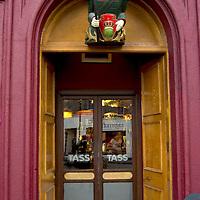 The Tass Pub exterior, Edinburgh<br />